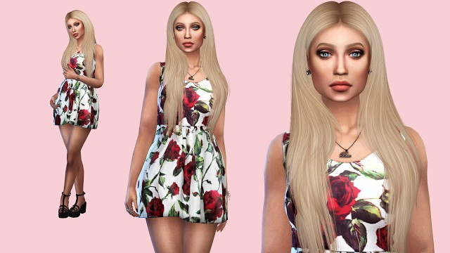 April Foreman by ITS EVEY SIMS