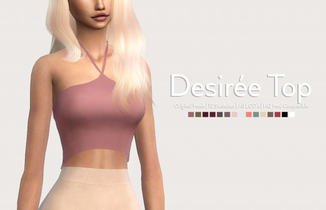 Desire Top by novasim