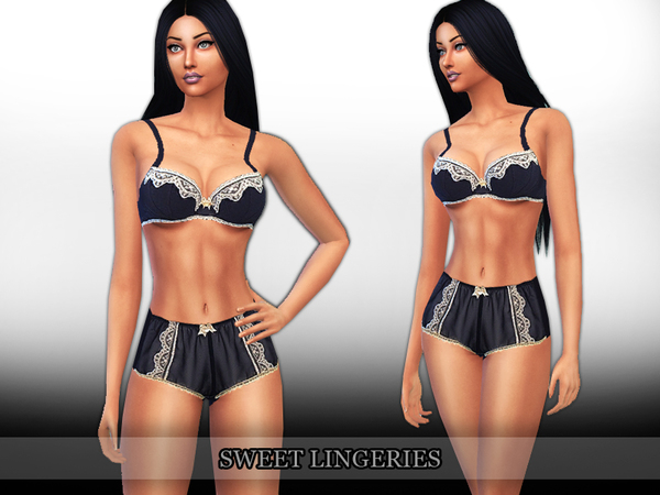 Sweet Lingeries by Saliwa