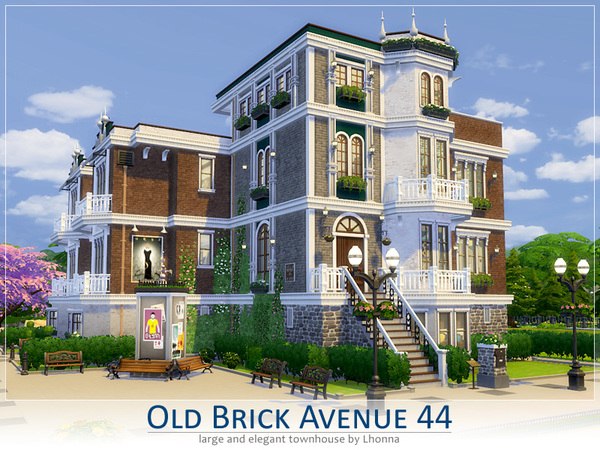 Old Brick Avenue 44 - The Queen's House by Lhonna