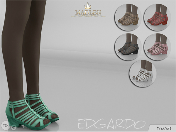Madlen Edgardo Shoes by MJ95