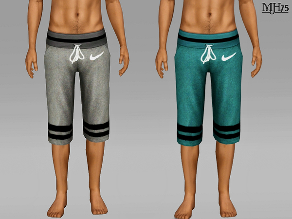 S3 Nike Swimshorts by Margeh-75