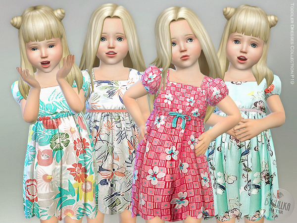 Toddler Dresses Collection P19 by lillka