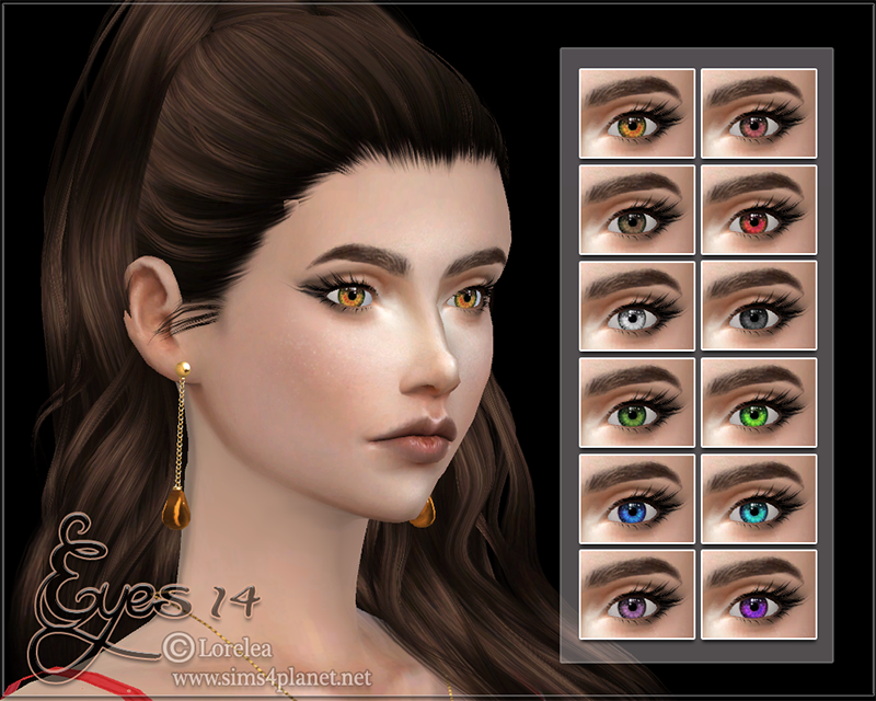 eyes14 by lorelea