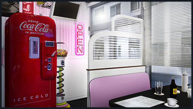 American Diner Part 1/3 by Slox and Daer0n
