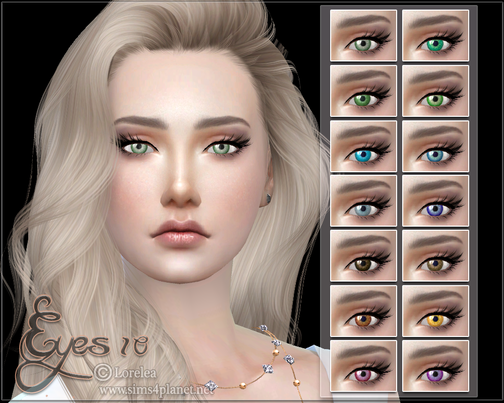 eyes10 by lorelea