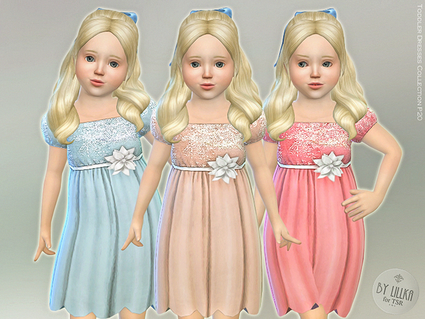 Toddler Dresses Collection P20 by lillka