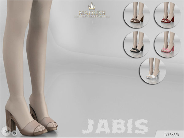 Madlen Jabis Shoes by MJ95