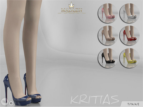 Madlen Kritias Shoes by MJ95
