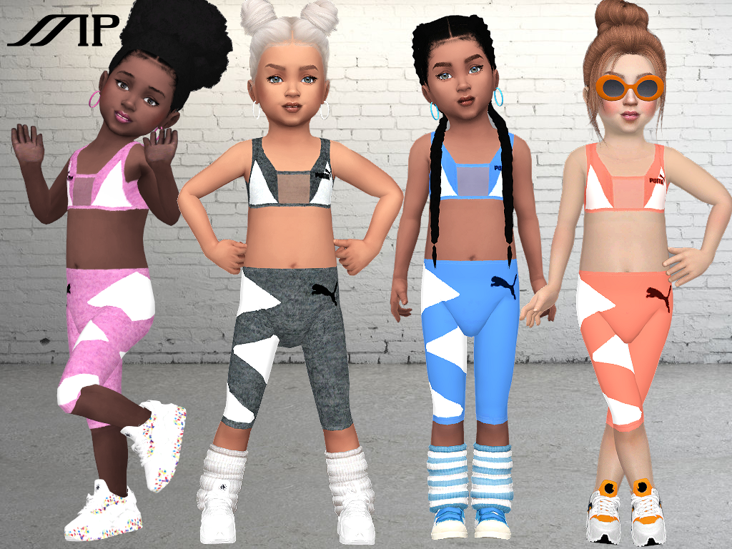 MP Toddler Puma Outfit by MartyP