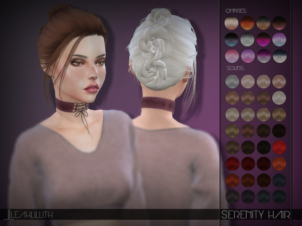 LeahLillith Serenity Hair by Leah Lillith