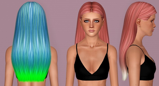 Ade - Luna by IfcaSims