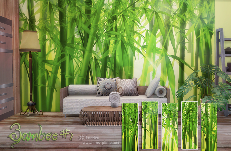 Bamboo wallpapers by lorelea