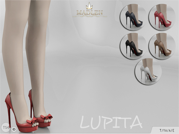 Madlen Lupita Shoes by MJ95