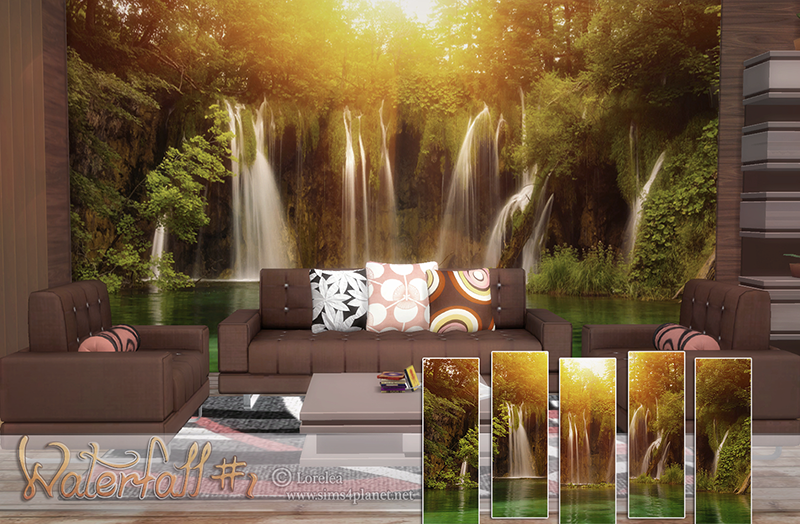 Waterfall wallpapers by lorelea