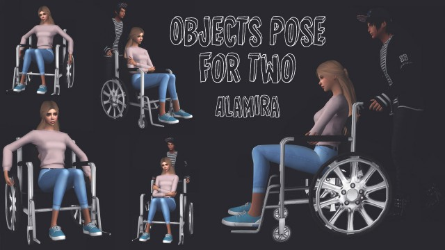Pose disabled by Alamira