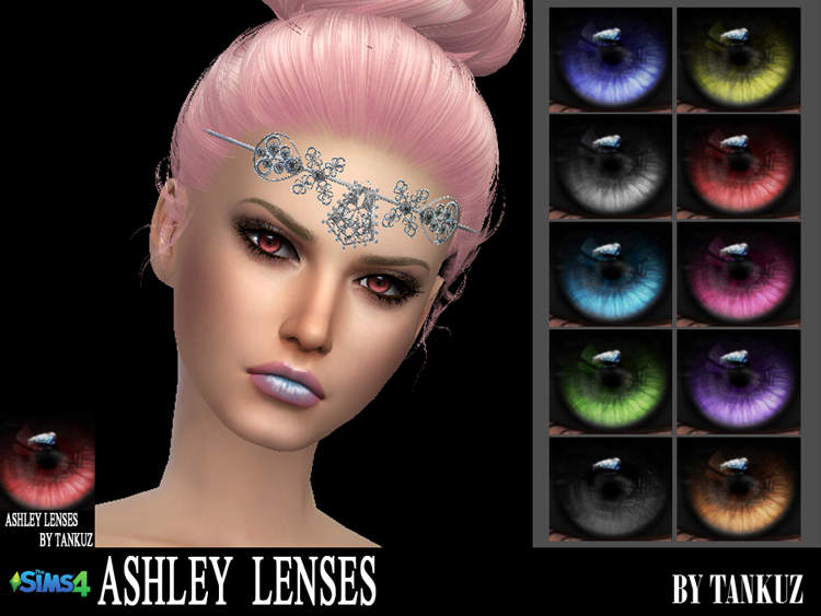 Ashley Lenses by Tankuz