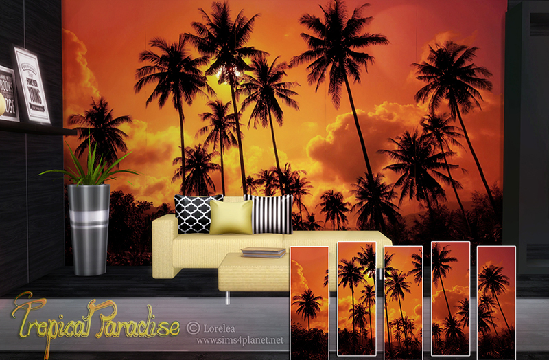 Tropical Paradise wallpapers by lorelea