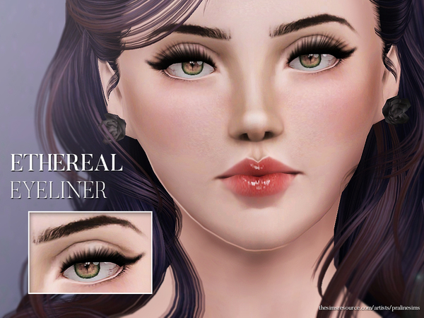 Ethereal Eyeliner by Pralinesims