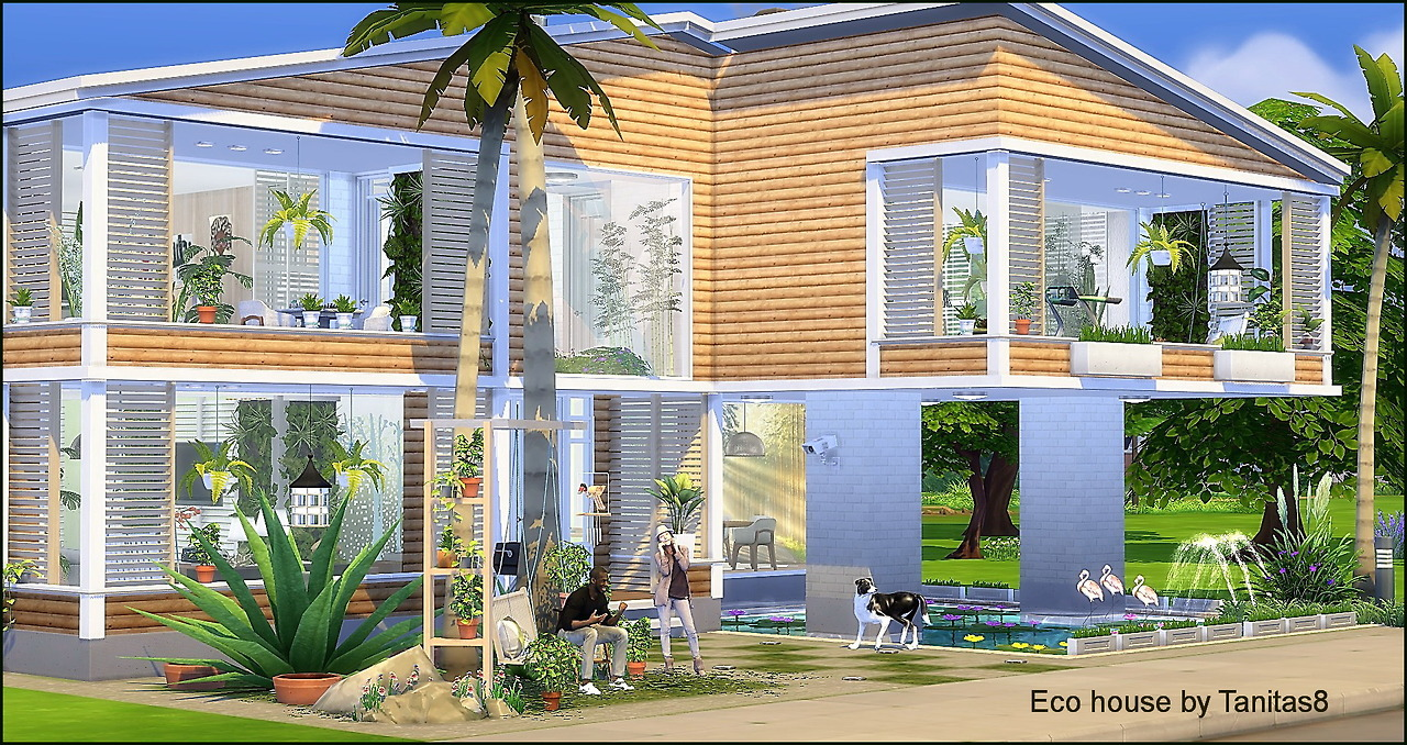 Eco house-2 by Tanitas8