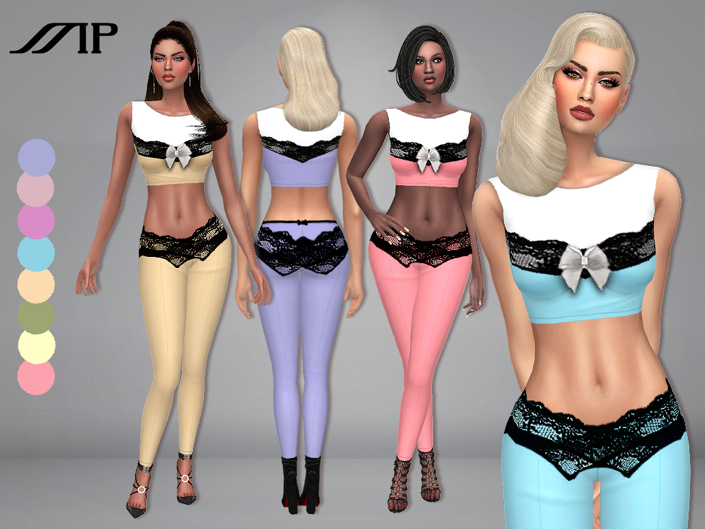 MP Sophia Outfit by MartyP