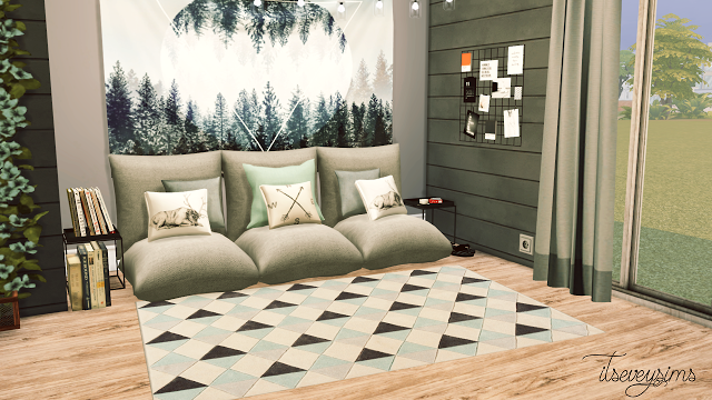 Maisons Du Monde Rug Collection by itseveysims