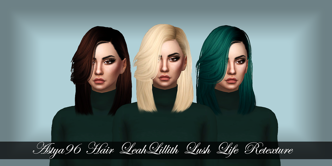 Leahlillith Lush Life Retexture by Astya96