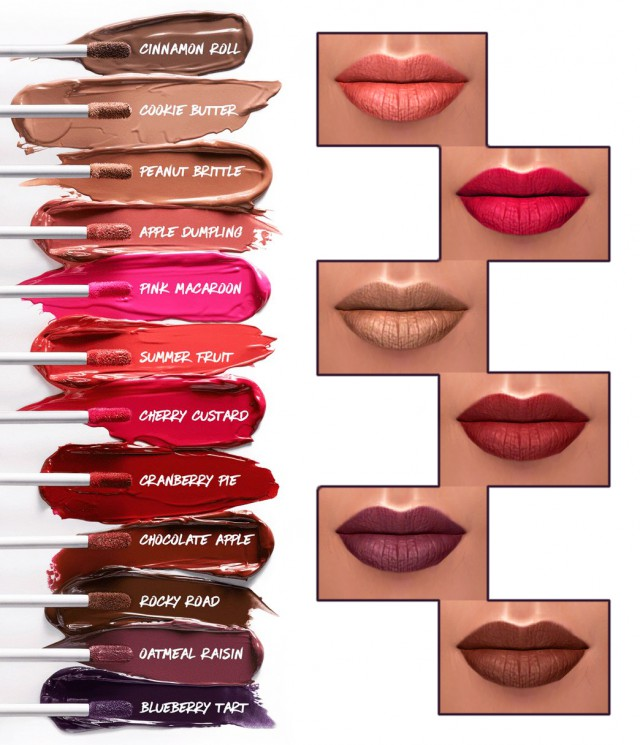 NYX COSMETICS 12 NEW BOLD COLORS by Kenzar