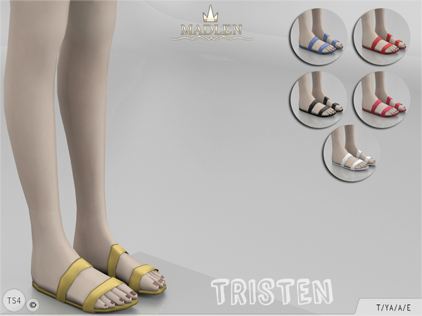 Madlen Tristen Shoes by MJ95