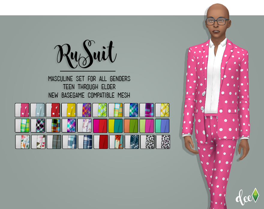 RUSUITS by Deetronsims