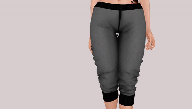Calf Length Joggers by avadore