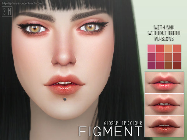 [ Figment ] - Glossy Lip Colour by Screaming Mustard