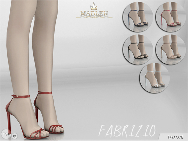 Madlen Fabrizio Shoes by MJ95