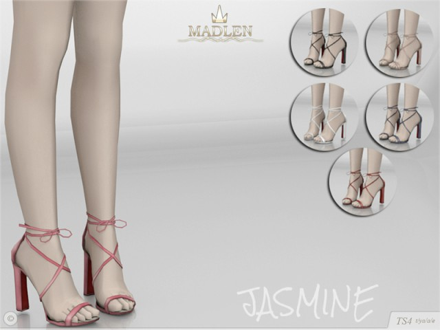 Jasmine Shoes by MJ95