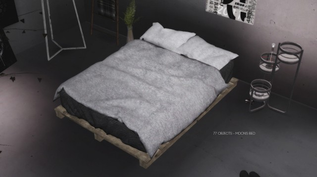 Moons bed Set by the77sim3