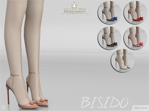 Madlen Bisido Shoes by MJ95