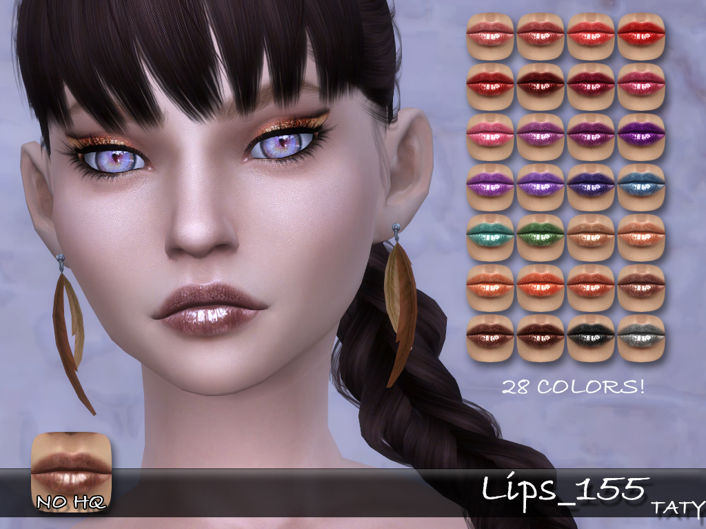 Lips 155 by Taty