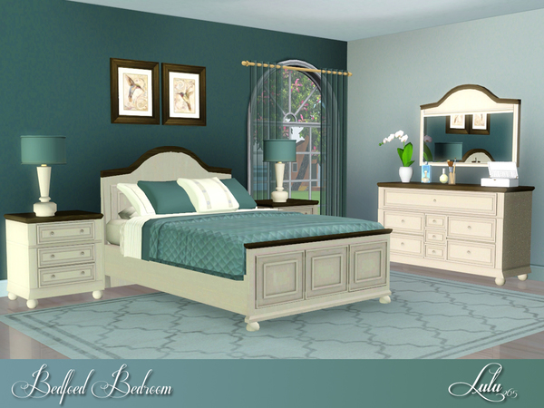 Bedford Bedroom by Lulu265