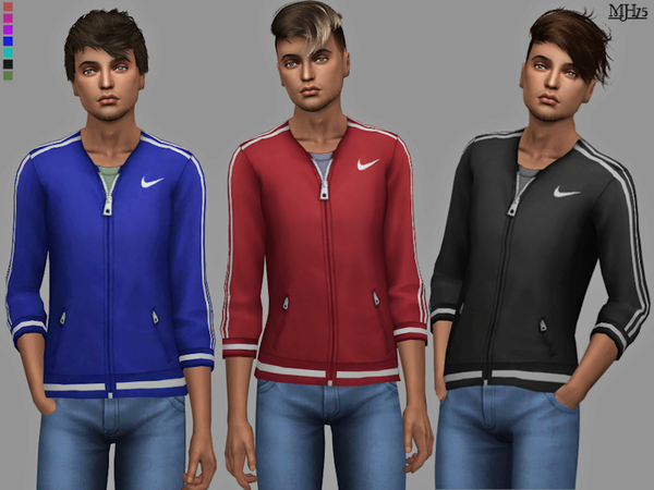S4 XLite Male Tops by Margeh-75