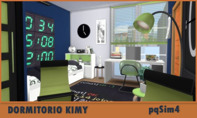 Kimy bedroom by pqSim4