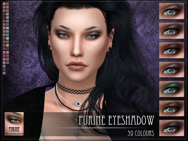 Purine Eyeshadow by RemusSirion
