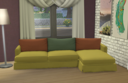 RC - Tea and Coffee Sofa by ChiLlis Sims