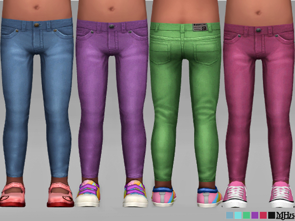 S4 Cutie Tots Jeans [M/F Toddler] by Margeh-75