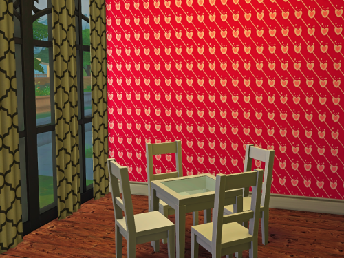 Valentine Wallpaper by ChiLlis Sims