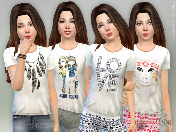 T- Shirt Collection GP11 by lillka