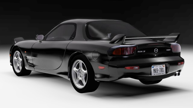 1997 Mazda RX-7 by Fresh-Prince