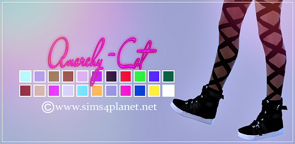 Madlen Empusa Sneakers (Female) by Anarchy-Cat