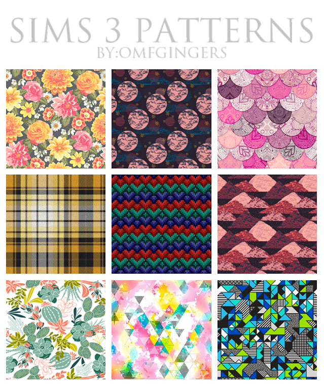 Patterns 5-8-17 by Omfgingers