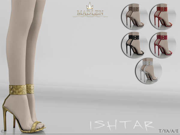 Madlen Ishtar Shoes by MJ95