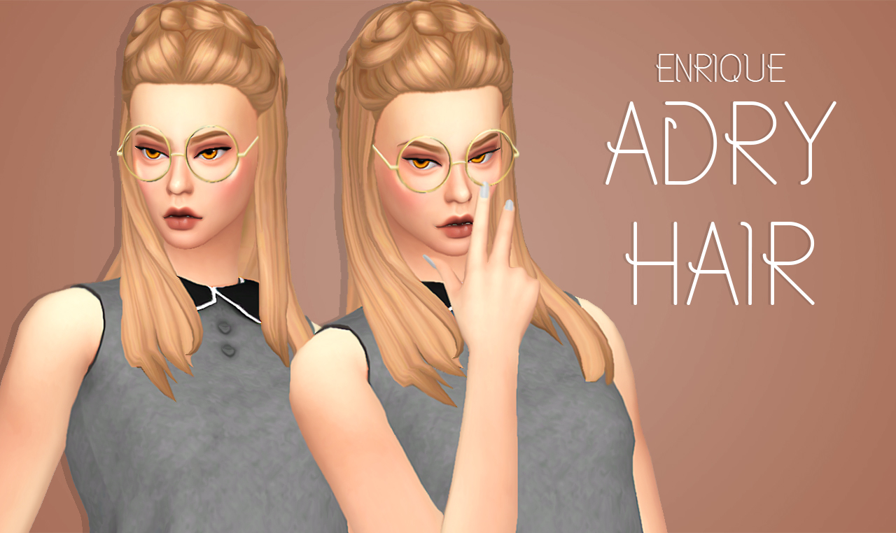 Adry hair by Enrique